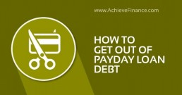 How To Get Out Of Payday Loan Debt