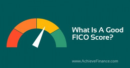 What is a good FICO score